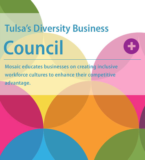 Mosaic, Tulsa's Diversity Business Council