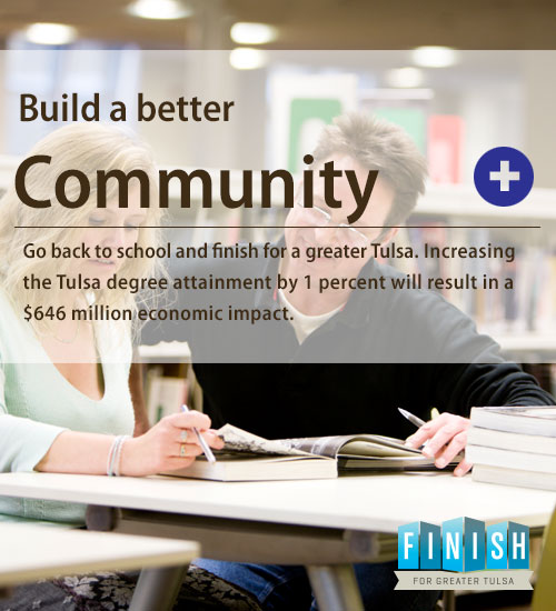 Finish For Greater Tulsa