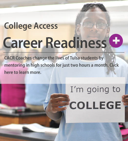 College Access Career Readiness in need of coaches
