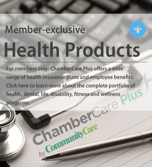 ChamberCare Plus offers a wide range of health insurance plans and employee benefits.