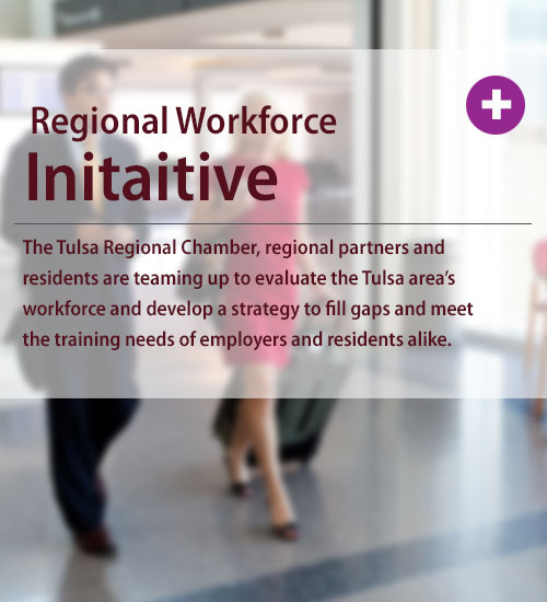 Regional Workforce Initiative, workforce, analysis, project